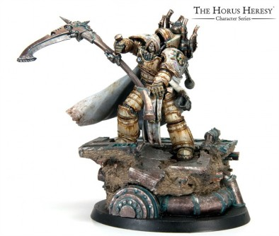 Mortarion (Front)