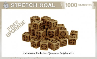 Operation Babylon Dice