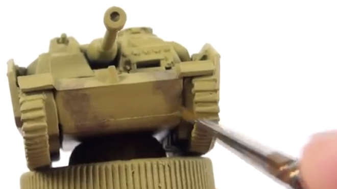 Flames of War StuG Painting Guide