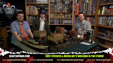 The Weekender: DUST Epicness & Micro Art's Wolsung In The Studio!