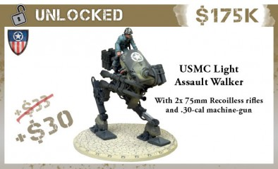 USMC Light Assault Walker