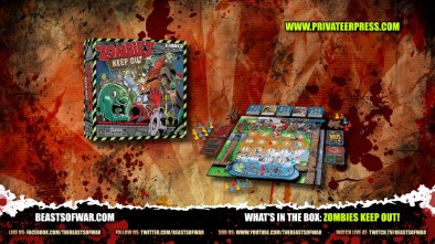 What's in the Box: Zombies Keep Out!