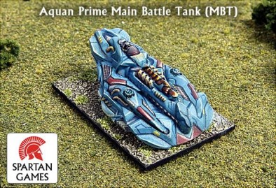Aquan Prime Main Battle Tank