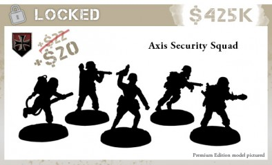 Axis Security Squad