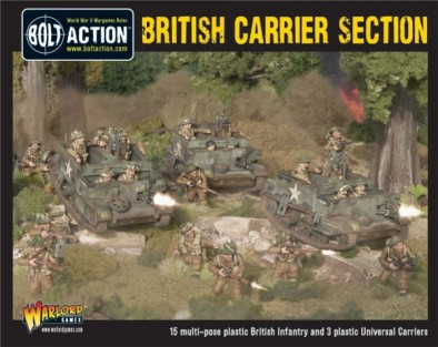 British Carrier Section Box