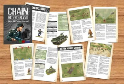 Chain of Command Pages