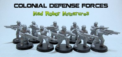Colonial Defence Force