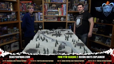 FoW FTW Season 2: Recon Units Explained!