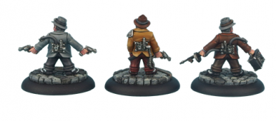 Halfling Gangsters Back