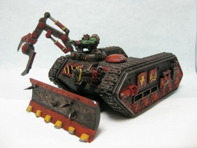 Looted Chimera