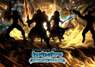 Operation - Icestorm Cover