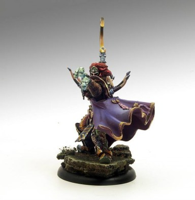 Painted Scarab Knight 5