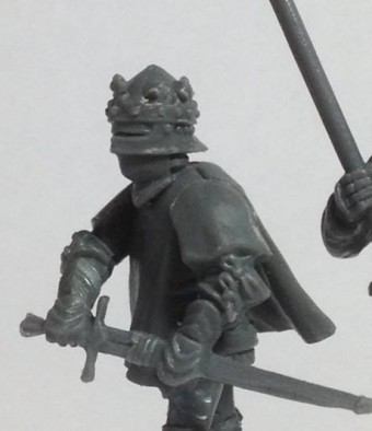 Perry Foot Knight Command