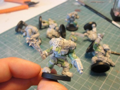 Puppets War Orc WIP