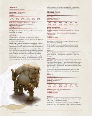 Starter Set Monsters