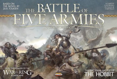 The Battle of Five Armies Cover