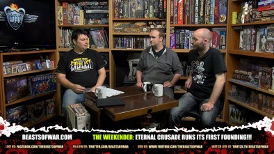 The Weekender: Eternal Crusade Runs Its First Founding!!!