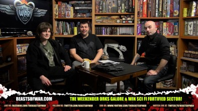 The Weekender: Orks Galore & Win Sci-Fi Fortified Sector!