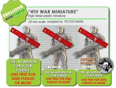 4thWar Marine Add-On