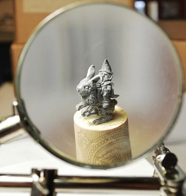 Band of Gnomes Miniature #1