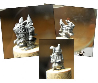 Band of Gnomes Miniature #2