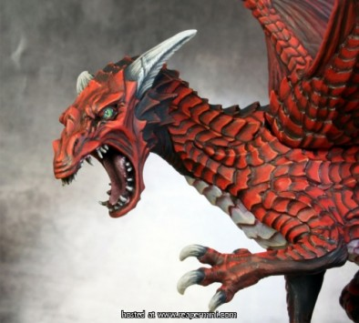 Dragons Don't Share (Close-Up)