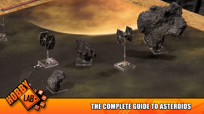 Hobby Lab: The Complete Guide to Asteroids