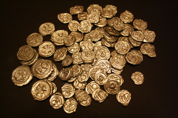 Fancy Some Realistic Fantasy Coins For The Tabletop