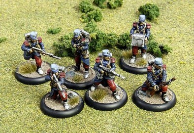 French Legionnaires