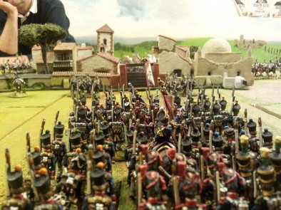French Advance 3