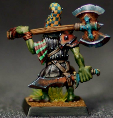 Hobgoblin Champion Back