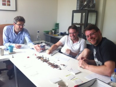 Mantic Playing Dwarf King's Quest