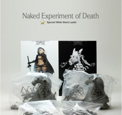 Naked Experiment of Death