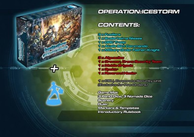 Operation Icestorm Contents