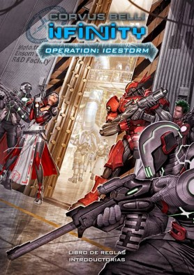 Operation Icestorm Cover