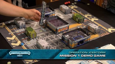 Operation: Icestorm Mission 1 Demo Game