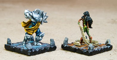 Painted Miniatures