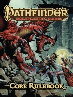 Pathfinder Rulebook