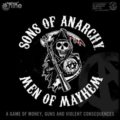 Sons of Anarchy (Front)