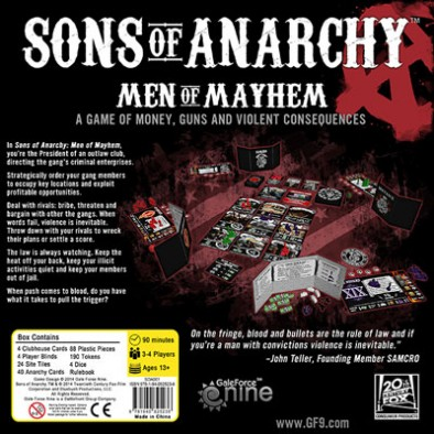 Sons of Anarchy (Rear)