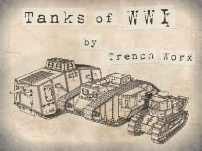Tanks of WWI