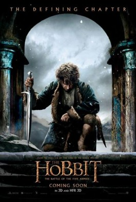 The Hobbit - The Battle of Five Armies Poster