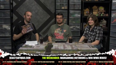 The Weekender: Wargaming Outdoors & Win The Wayward 8 For WWX!