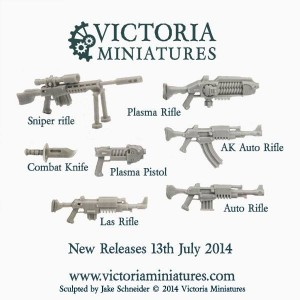 Victoria weapons