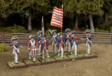 Wargames Factory Continental Army 1