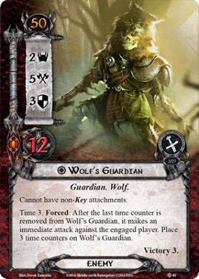 Wolf's Guardian