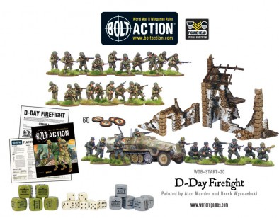 D-Day Firefight (Contents)