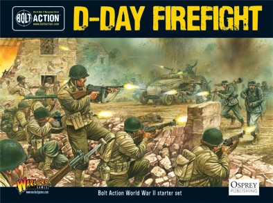 D-Day Firefight (Cover)