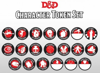 D&D Token Set