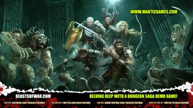 Delving Deep With A Dungeon Saga Demo Game!